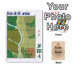 Battle Finder Deck 2 By Tom Huntington   Playing Cards 54 Designs   Pe2xi9x5dlls   Www Artscow Com Front - Heart9