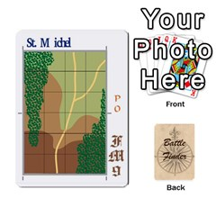Battle Finder Deck 2 By Tom Huntington   Playing Cards 54 Designs   Pe2xi9x5dlls   Www Artscow Com Front - Club3