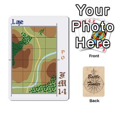 Battle Finder Deck 2 By Tom Huntington   Playing Cards 54 Designs   Pe2xi9x5dlls   Www Artscow Com Front - Club8