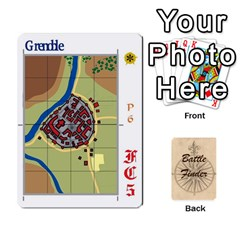 Battle Finder Deck 2 By Tom Huntington   Playing Cards 54 Designs   Pe2xi9x5dlls   Www Artscow Com Front - Club9