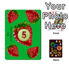 Learning Cards By Charis Balyeat   Playing Cards 54 Designs   05tm267a9p9z   Www Artscow Com Front - Diamond6