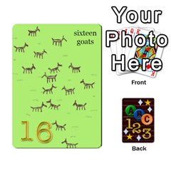Learning Cards By Charis Balyeat   Playing Cards 54 Designs   05tm267a9p9z   Www Artscow Com Front - Club4