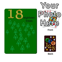Learning Cards By Charis Balyeat   Playing Cards 54 Designs   05tm267a9p9z   Www Artscow Com Front - Club6
