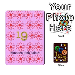 Learning Cards By Charis Balyeat   Playing Cards 54 Designs   05tm267a9p9z   Www Artscow Com Front - Club7
