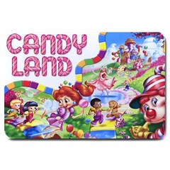 CANDYLAND MAT Large Doormat from ArtsNow.com 30 x20 Door Mat - 1