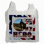 My Hero US military recycle bag double sided - Recycle Bag (Two Side)