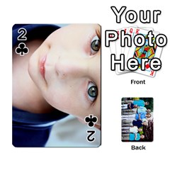 Custom Playing Cards By Kirsten   Playing Cards 54 Designs   Tedxvcij5rnk   Www Artscow Com Front - Club2