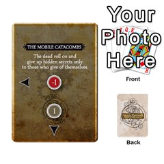 Aether Captains: Clockwork Cabal [economy] By Todd Sanders   Playing Cards 54 Designs   8qicua17fxxm   Www Artscow Com Front - Heart10