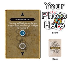Ace Aether Captains: Clockwork Cabal [economy] By Todd Sanders   Playing Cards 54 Designs   8qicua17fxxm   Www Artscow Com Front - HeartA