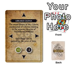 Aether Captains: Clockwork Cabal [economy] By Todd Sanders   Playing Cards 54 Designs   8qicua17fxxm   Www Artscow Com Front - Diamond3