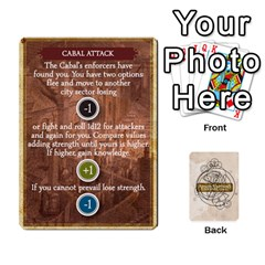 Aether Captains: Clockwork Cabal [economy] By Todd Sanders   Playing Cards 54 Designs   8qicua17fxxm   Www Artscow Com Front - Club6