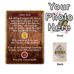 Aether Captains: Clockwork Cabal [economy] By Todd Sanders   Playing Cards 54 Designs   8qicua17fxxm   Www Artscow Com Front - Club8