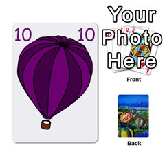 Balloon Cup By Kas   Playing Cards 54 Designs   Gullzn5x0wyp   Www Artscow Com Front - Diamond6
