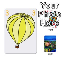 Balloon Cup By Kas   Playing Cards 54 Designs   Gullzn5x0wyp   Www Artscow Com Front - Diamond10