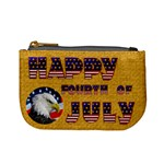 Happy 4th of July Mini Coin Purse