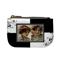 Angelica  Mini Coin Purse By Catvinnat   Mini Coin Purse   Ql28tury8day   Www Artscow Com Front