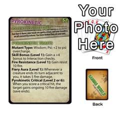 King Gamma World   Origin Cards By Chris Taylor   Playing Cards 54 Designs   Rj2ckgnvsb3o   Www Artscow Com Front - SpadeK
