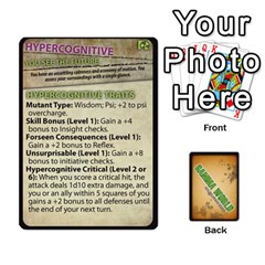 Gamma World   Origin Cards By Chris Taylor   Playing Cards 54 Designs   Rj2ckgnvsb3o   Www Artscow Com Front - Heart3