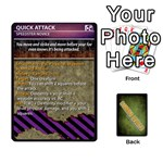 Gamma World - Power Cards, Deck A - Playing Cards 54 Designs