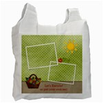 Recycle Bag (Two Side)- Let s recycle