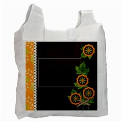 Recycle Bag (two Side)  Recycle1 By Jennyl   Recycle Bag (two Side)   8s93xoz0p3jf   Www Artscow Com Front