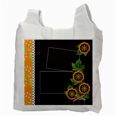 Recycle Bag (two Side)  Recycle1 By Jennyl   Recycle Bag (two Side)   8s93xoz0p3jf   Www Artscow Com Back