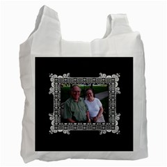 Fancy 2 Sided Recycle Bag By Klh   Recycle Bag (two Side)   F3xqxsqu3nsh   Www Artscow Com Front