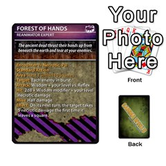 Gamma World   Power Cards, Deck C By Chris Taylor   Playing Cards 54 Designs   O666lplg53n3   Www Artscow Com Front - Heart7