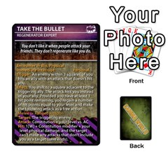 Gamma World   Power Cards, Deck C By Chris Taylor   Playing Cards 54 Designs   O666lplg53n3   Www Artscow Com Front - Heart9
