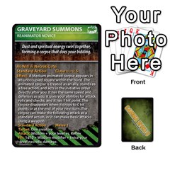 Queen Gamma World   Power Cards, Deck C By Chris Taylor   Playing Cards 54 Designs   O666lplg53n3   Www Artscow Com Front - HeartQ