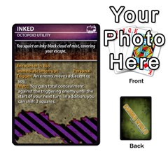 Gamma World   Power Cards, Deck C By Chris Taylor   Playing Cards 54 Designs   O666lplg53n3   Www Artscow Com Front - Diamond2