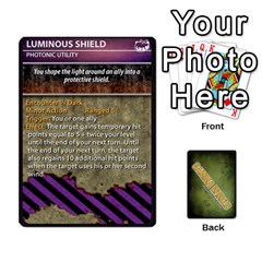 Gamma World   Power Cards, Deck C By Chris Taylor   Playing Cards 54 Designs   O666lplg53n3   Www Artscow Com Front - Diamond4