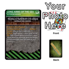 Gamma World   Power Cards, Deck C By Chris Taylor   Playing Cards 54 Designs   O666lplg53n3   Www Artscow Com Front - Diamond8