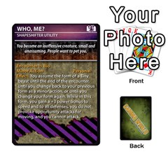 Gamma World   Power Cards, Deck C By Chris Taylor   Playing Cards 54 Designs   O666lplg53n3   Www Artscow Com Front - Club6