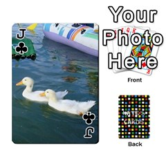 Jack Kates Cards By Kate M   Playing Cards 54 Designs   Tuntgwvdybky   Www Artscow Com Front - ClubJ
