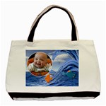 Baby Beach 2-Sided Classic Tote - Basic Tote Bag (Two Sides)