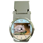 pet - Money Clip Watch