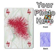 Ikeba By Mynth   Playing Cards 54 Designs   D5x6vl4zmjbj   Www Artscow Com Front - Heart10