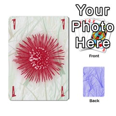 Ikeba By Mynth   Playing Cards 54 Designs   D5x6vl4zmjbj   Www Artscow Com Front - Spade5