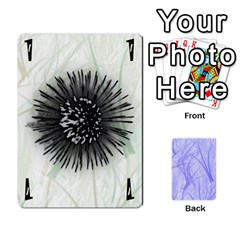 Ikeba By Mynth   Playing Cards 54 Designs   D5x6vl4zmjbj   Www Artscow Com Front - Spade8