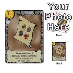 Delvebasic By Mark Campo   Multi Purpose Cards (rectangle)   Dwev6wisp5a4   Www Artscow Com Front 23