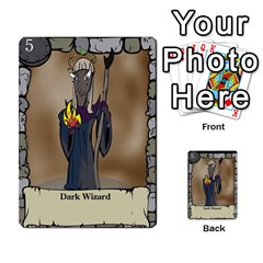 Delvebasic By Mark Campo   Multi Purpose Cards (rectangle)   Dwev6wisp5a4   Www Artscow Com Front 42