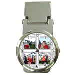 Dove 4 frame Moneyclip watch - Money Clip Watch