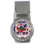 My Hero US Military CZ Money clip - Money Clip (CZ)