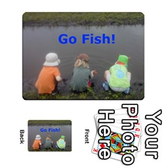 Go Fish Cards By Kim Thomas   Playing Cards 54 Designs   5p8ksjg2dttk   Www Artscow Com Back