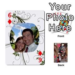 Grandma s Cards By Larissa   Playing Cards 54 Designs   Dt2tabmia5gj   Www Artscow Com Front - Diamond6