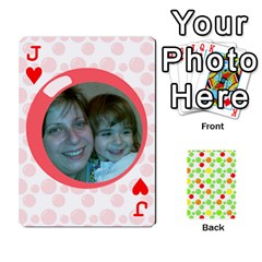Jack My Cards Baloon By Galya   Playing Cards 54 Designs   Ldapdjupu8vj   Www Artscow Com Front - HeartJ
