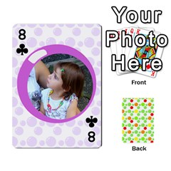 My Cards Baloon By Galya   Playing Cards 54 Designs   Ldapdjupu8vj   Www Artscow Com Front - Club8