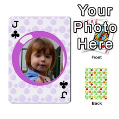 Jack My Cards Baloon By Galya   Playing Cards 54 Designs   Ldapdjupu8vj   Www Artscow Com Front - ClubJ