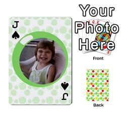 Jack My Cards Baloon By Galya   Playing Cards 54 Designs   Ldapdjupu8vj   Www Artscow Com Front - SpadeJ